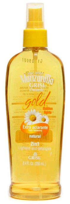 GRISI CHAMOMILE MANZANILLA GOLD SPRAY LOTION W/ COLOR ENHANCING DETANGLING HAIR SOFT AND FLEXIBLE * This is an Amazon Affiliate link. To view further for this item, visit the image link.