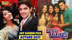 Off screen pics Sasural Simar Ka Actors latest