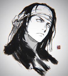 Pin on Neji Fantasy Character Design, Character Drawing, Character Design Inspiration, Badass Drawings, Amazing Drawings, Manga Art, Anime Art, Art Sketches, Art Drawings
