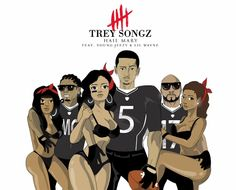 """Rolling Soul: Música: Trey Songz feat. Young Jeezy & Lil Wayne - """"Hail Mary"""""""