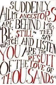 genealogy quotes…