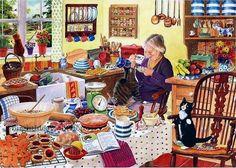 Michael Herring ~ Afternoon Tea