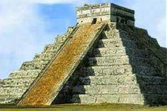 Chichen Itza Mexican Mayan Ruins