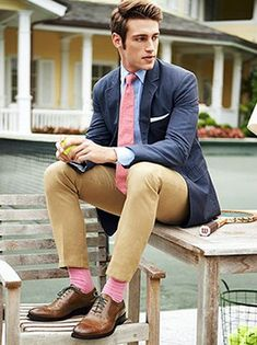 138 Best IN THE PINK!!! images | Mens fashion:__cat__
