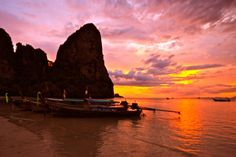 Could look at this every night! #Thailand #sunset #nature #vibrant #dmSkincare