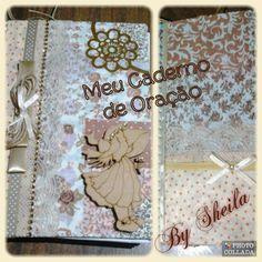 Caderno de Oração - Costuricando