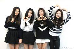 Red Velvet celebrate their 100th day anniversary | http://www.allkpop.com/article/2014/11/red-velvet-celebrate-their-100th-day-anniversary