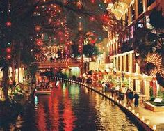 San Antonio and the wonderful Riverwalk.  Of course, can't forget the Alamo too!