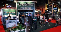 MotorSport Magazine at Autosport » by The Stand People