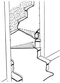 How To Carpet A Stairway