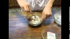 video di cupcake alla nutella fatte con un compagno di scuola per un esercizio di informatica