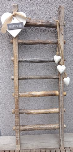 #Leiter #Holzleiter#myjoliedeco #Vintage Hochzeit