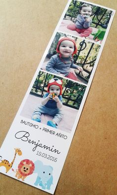 Souvenir Foto Iman Tira 10 Unid. 17 X 5 Cm Calidad Premium - $ 150,00