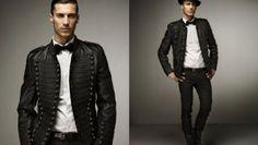 Moda uomo: creazioni Zara per Natale e Capodanno