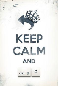 keep-calm-and-cmd-z