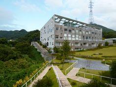"""Garden Terrace Nagasaki"" (Hotel), Nagasaki Japan (Settembre)"