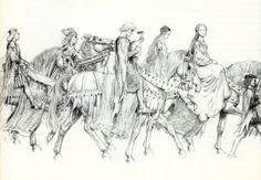 Trouping Faeries by Alan Lee and Brian Froud, Alan Lee, Alchemy Art, Brian Froud, Principles Of Art, Celtic Art, Albrecht Durer, Renaissance Art, Op Art, Cartoon Styles
