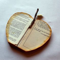 I've had an overwhelming response to this project and everyone wants to know how to make it, so here is my shape book tutorial. You can create a shape book out of any number of shapes. I've made apples, pumpkins, … Continued Old Book Crafts, Book Page Crafts, Paper Crafts, Pumpkin Books, Apple Books, Folded Book Art, Book Folding, Shape Books, Recycled Books