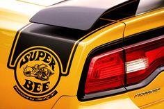 Super Bee Powered By SRT - by Gordon Dean II