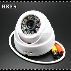 24IR 1080P 960P 720P CCTV Surveillance Security Indoor Dome Day Night Vision AHD Camera