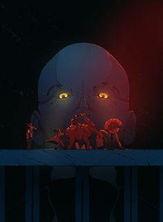 The Art Of Animation, Kilian Eng - http://dwdesign.tumblr.com -...
