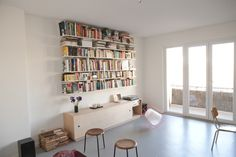 Roman Moriceau & Maryam Zaree's apartment in Neukölln, Berlin / photo by Julian Slagman