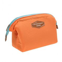 New Hot Selling Cute Womens Lady Travel Makeup Bag Cosmetic Pouch Clutch Handbag Casual Purse