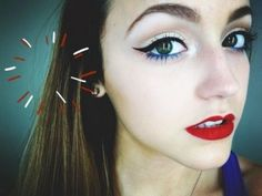 Amazing Fourth Of July Celebrations With Beautiful Fourth Of July Makeup : 40 Inspirations https://montenr.com/amazing-fourth-of-july-celebrations-with-beautiful-fourth-of-july-makeup-40-inspirations/