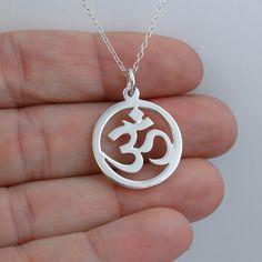 FashionJunkie4Life - Ohm (or Om) Necklace - 925 Sterling Silver, $19.99 (http://www.fashionjunkie4life.com/ohm-or-om-necklace-925-sterling-silver/)