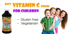Delicious Vitamin C drink for children!