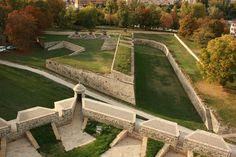 Pamplona's Citadel