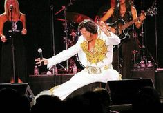 """Tribute artist Dennis Wise, the ultimate Elvis fan, will bring his """"King for a Night"""" show to Club Madrid at Sunset Station Hotel &amp..."""