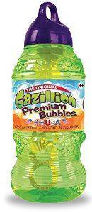 Gazillion 67.6 ounces Bubble Solution -   - http://www.toyrange.com/toys-games/novelty-gag-toys/gazillion-676-ounces-bubble-solution-com/