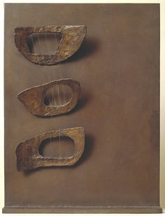 Artwork page for 'Maquette, Three Forms in Echelon', Dame Barbara Hepworth, 1961 on display at Tate St Ives. Barbara Hepworth, Tate St Ives, Tate Gallery, Plastic Art, Mural Art, Land Art, Sculpture Art, Bronze Sculpture, Design Inspiration