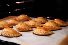 Empanadillas en el horno