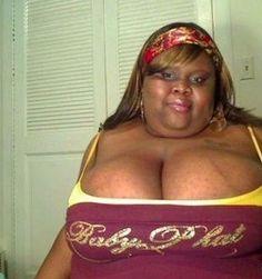 Topic Fat black ghetto but
