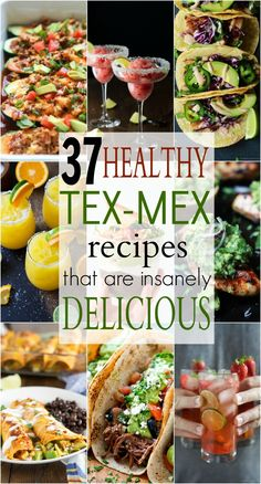 37 Easy Healthy Tex-
