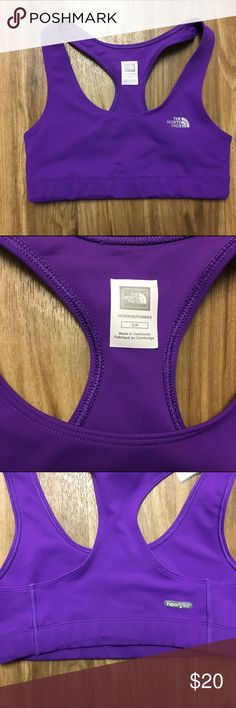 North face sports bra Like new condition North Face Intimates & Sleepwear Bras