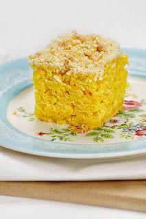Veganpassion: Kürbis-Apfel-Blechkuchen mit Streuseln