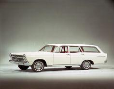 1966 Ford Fairlane 500 Station Wagon