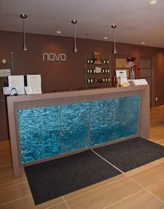 Reception area - Novo Spa, Yorkville