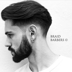 (notitle) – Enes Takur – Willkommen bei Pin World Best Beard Styles, Hair And Beard Styles, Curly Hair Styles, Cool Hairstyles For Men, Haircuts For Men, Gents Hair Style, Taper Fade Haircut, Men Hair Color, Undercut Hairstyles