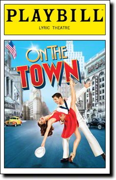 On the Town opens tonight at the Lyric Theatre