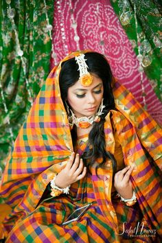 Gaye Holud (part of Bangladeshi wedding ceremony) of friend Tabassum.  © All rights reserved by Safat Newaz Photographie