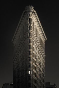 Flat Iron Building by Tony C on 500px