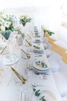 I Komunia Św. - inspiracje i przykłady dekoracji: Tegoroczne aranżacje stołów komunijnych - Wasze propozycje