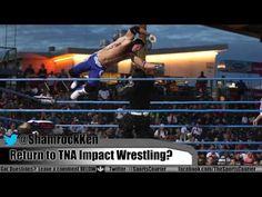 Ken Shamrock on returning to TNA, Pro Wrestling