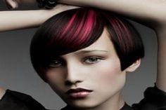 Glam Highlights for Black Hair 2012