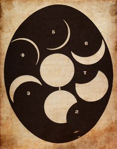 Divination and Oracles ☽ Navigating the Mystery ☽ Be guided by the phases of the Moon.