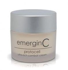 EmerginC Protocell Bio-Active Stem Cell Combat Cream by EmerginC. $89.50. This cream actively combats the signs of aging.. This ultra-rich, protective cream with cutting edge plant stem-cell technology, argan oil and cactus extract, is designed to actively combat the signs of aging skin.